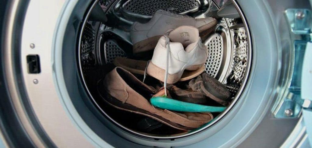 Cómo lavar zapatillas en lavadora