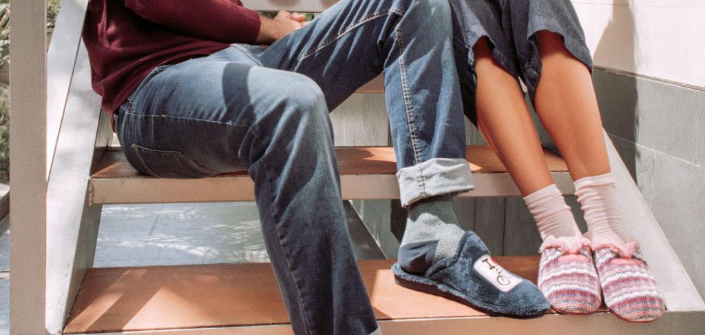 Zapatillas de casa súper cómodas