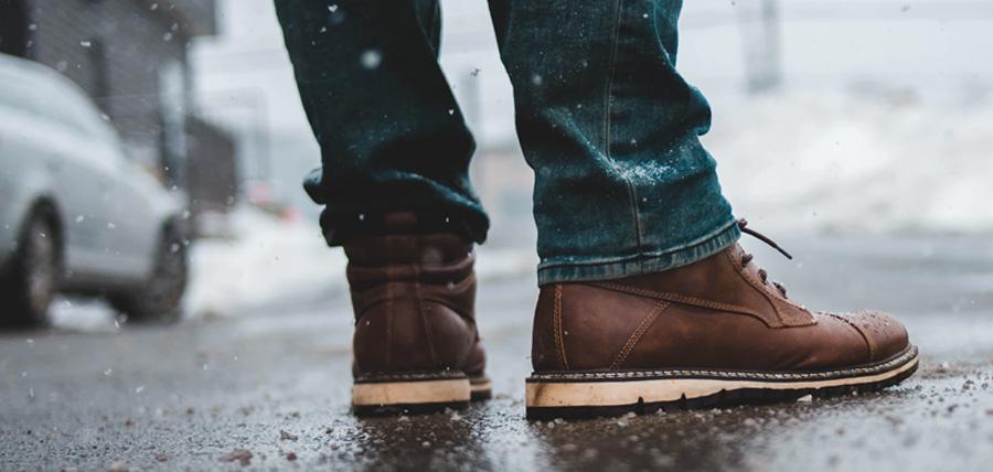 Zapatos para vaqueros de hombre